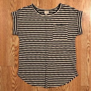 A New Day Striped T-shirt